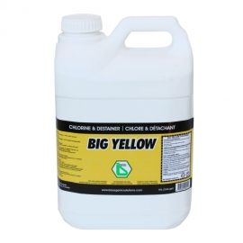 Big Yellow Warewash Sanitizer 12% 10L - 231739 - 2jg/cs