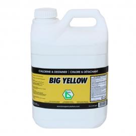 Big Yellow Warewash Sanitizer 12% 10L - 231739 - 2jg/cs