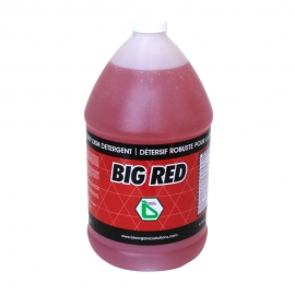 Big Red Dishwasher Detergent 4L - 231815 - 4jg/cs