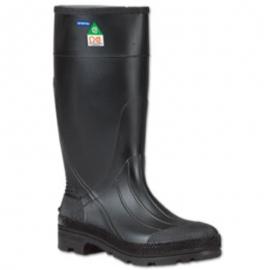 "Servus Black Steel Toe Boot Size 10 15"", CSA Approved - 257512510"