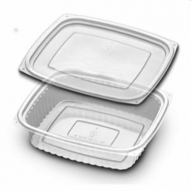 Versapak Clear Container With Flat Lid 32oz - 2602011 - 250/cs