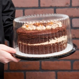 "D&W Fine Pack Display Cake 2.3 Layer 8"" - 2602034 - 100/cs"