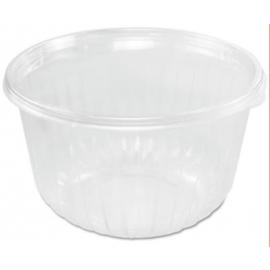 JustFresh Tamper Resistant Tub & Dome 48oz - 2602116 - 100/cs