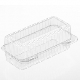 ParPak Loaf Cake Container Small OPS - 260309 - 250/cs