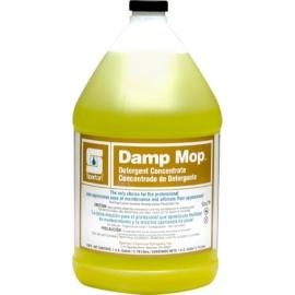 Spartan Damp Mop Cleaner Lemon 1 Gallon Jug - 301604 - 4jg/cs