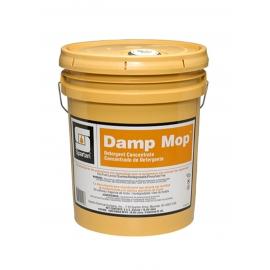Spartan Damp Mop Cleaner Lemon 5 Gallon Pale - 301605