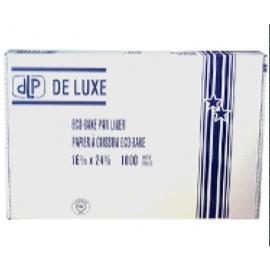 "Eco Bake Silicone Pan Liner 16.4"" x 24.4"" White - 311625 - 1000/cs"