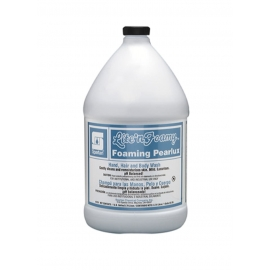 Spartan Lite N Foamy Pearlux Soap 1 Gallon Jug - 315104 - 4jg/cs