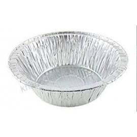 """D&W Fine Pack Deep Pot Pie Foil Pan 5"""" - 321260 - 1000/cs"""