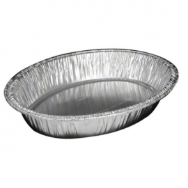 HFA Small Oval Roaster - 322-00-50 - 50/cs