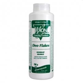 Vision Deo Flakes Deodorant Granules 18kg Wintergreen Fragrance - 34306