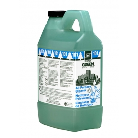 Spartan Clean on the Go GS All Purpose Cleaner 101 2 Litre Jug - 351102 - 4jg/cs