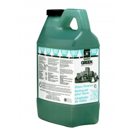 Spartan Clean on the Go GS Glass Cleaner 102 2 Litre Jug - 351202 - 4jg/cs