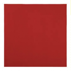 "Hoffmaster Red Linen Like Napkins 16"" X 16"" - 395004 - 4 X 125/cs"