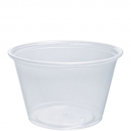Dart J Cup White 32 oz Foam Containers - 400PC - 2500/cs