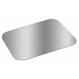 HFA 4lb Container Foil Laminated Board Lid - 4040L-250 - 250/cs