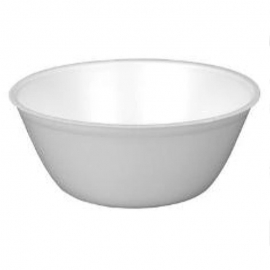 Pactiv White Foam Satinware Rice Bowl 22oz - 4251409 - 504/cs