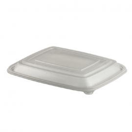 Anchor Packaging Mega Meal Lids fits M1200 Container Plastic Containers - 4332000 - 100/cs