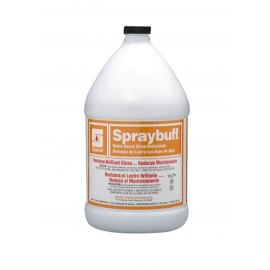 Spartan SprayBuff 1 Gallon Jug - 444004 - 4jg/cs