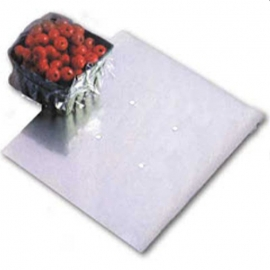 "Allied Converters Clear Cello Berry Sheets 12"" X 12"" With 4 Hole, Light Weight - 447030 - 1000/bdl"