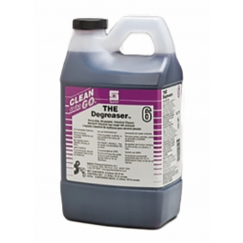 Spartan Clean on the Go #6 The Degreaser 2 Litre Jug - 473402 - 4jg/cs