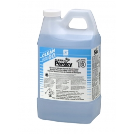 Spartan Clean on the Go Clean by Peroxy #15 2 Litre Jug - 482002 - 4jg/cs