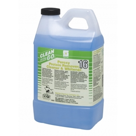 Spartan Clean on the Go Peroxy Protein Remover #16 2 Litre Jug - 482202 - 4jg/cs