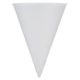 Genpak 4 oz Cone Paper Cups - 4F - 200/cs