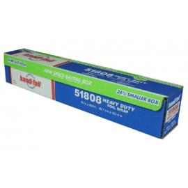 Handi-Foil 18in x 500ft X-Heavy Duty Aluminum - 51808 - 1rl/bx