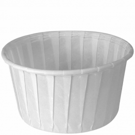 Dart Solo Poly-Lined 5.5 oz Paper Portion Cups - 550P-2050 - 5000/cs