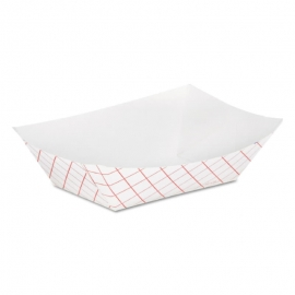 DIXIE Kant Leek Food Tray 8oz - 560099 - 1000/cs