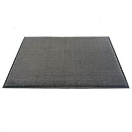 Olefin Charcoal Floor Mat 6ft x 8ft - 6106699 -