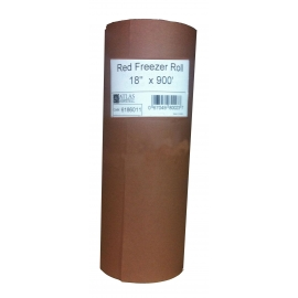18in x 900ft Red Freezer Paper/Wrap - 6186011