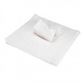 """12"""" x 12"""" Sulphite White Wax Paper - 640655 - 1000/pk"""