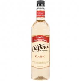 Da Vinci Toasted Marshmallow Syrup 750ml - 6659661 - 4x750ml/cs