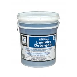 Spartan Clothesline Fresh Laundry Detergent 3, 5 Gallon Pale - 700305
