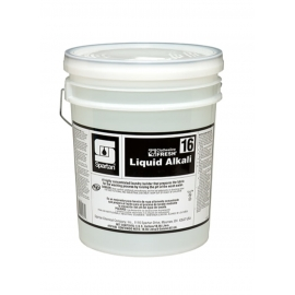 Spartan Clothesline Fresh® Liquid Alkali 16, 5 Gallon Pale - 701605
