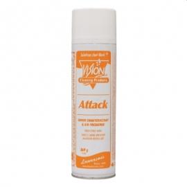 Vision Attack Air Freshener 369gm Orange Citrus Fragrance - 71758