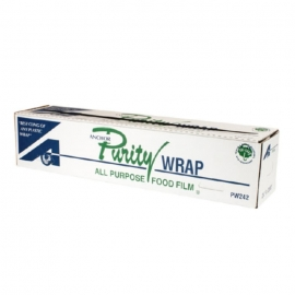Anchor Packaging Puritywrap Cutterbox Film 24in x 2500ft Food Film DRI-GARD Coating - 7309442 - 1rl/bx