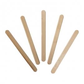 "Hy-Stix Wooden Popsicle Sticks 4.5"" - 80435 - 1000/pk"