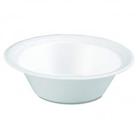 Genpak Celebrity White 12 oz Foam Bowls - 82100 - 500/cs