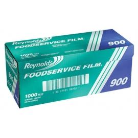 "Reynolds Wrap (900) 12"" X 1000ft Food Films with Cutterbox - 900BRF - Roll"