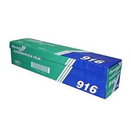 """Reynolds Wrap (916) 24"""" X 2000ft Food Films with Cutterbox - 916 - Roll"""