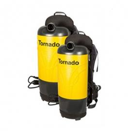 Tornado Pac-Vac Aircomfort Back Pack Vacuum 6 quart - 93012B