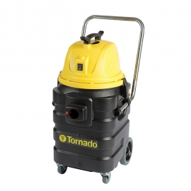 Tornado Taskforce Commercial Wet-Dry Tank Vaccum 17gal With Attachments - 94229