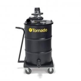 Tornado Single Jumbo Wet/Dry Vacuum 55gal Air Powered - 95955