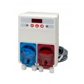 Spartan Two Pump Laundry Dispenser 2 pump, programmable top load laundry dispsenser - 960100 -
