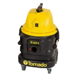 Tornado Taskforce CFV 10 Vacuum 10gal 4 Stage Critical Filtration with Certified HEPA Filter - 97059