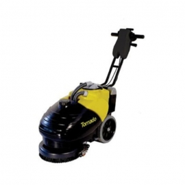 """Tornado BD14/4 Autoscrubber 14"""" With 28 AH AGM Batteries & Charger, Complete - 99414"""