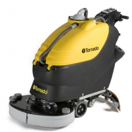 "Tornado BD 20/11 Self Propelled Autoscrubber 20"" Complete With AGM Batteries & Charger - 99680TCG"